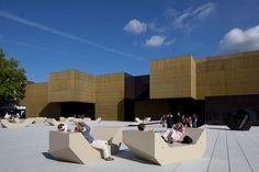 International Centre for the Arts Jose de Guimarães - Pitagoras Arquitectos
