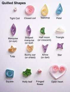 Have You Seen This Cool Art: Paper Quilling Designs Patterns…