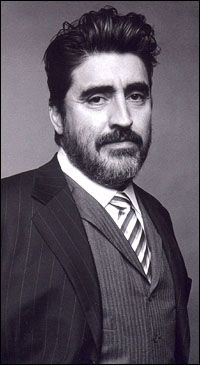 Alfred Molina - I think he is a sexy beast....I don't care what anyone says...