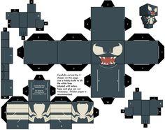 Marvel En Cubeecraft