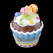 Jarní dekorace - Dávka Cupcake Treat Schnecke 7 cm - Villeroy & Boch - Ostern