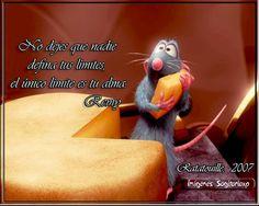 Ratatouille | Frases de película