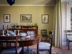 A dining room, Dorset, Ben Pentreath Ltd. | Remodelista Architect / Designer Directory