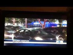 Breaking LA news! RAIN