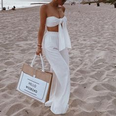 Miami Outfits, Mode Outfits, Cruise Outfits, Hawaii Outfits, Beach Vacation Outfits, Summer Beach Outfits, Mexico Vacation Outfits, Cancun Outfits, Summer Holiday Outfits