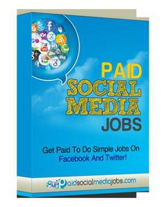 Social networks rose as a mass form of communication, which is why the presence of brands on these websites became necessary and social media manager jobs mushroomed. Facebook Jobs, Twitter Jobs, Facebook Business, Ways To Earn Money, Earn Money Online, How To Make Money, Money Now, Online Writing Jobs, Online Jobs