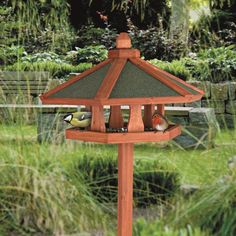 Trixie Wooden Bird Feeder Gazebo with Tripod Stand | ShoppingThe Best Deals on Bird Cages & Houses