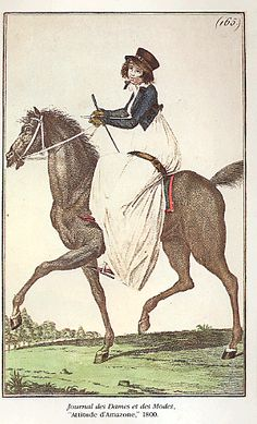 From pleasure and sport riding to the working pulling carts and wagons, a little Regency Era Horse Sense for the modern author.