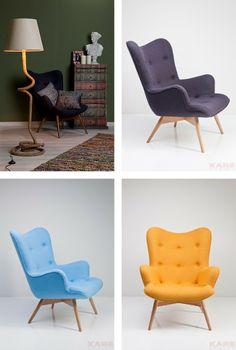 Kare armchairs