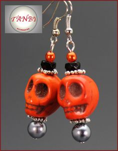 Ohrringe skulls Halloween Skulls Totenköpfe Accessoires http://www.tanbi-shops.de/accessories/f%C3%BCr-m%C3%A4nner/halloween/ohrringe-skulls-nr-t5/#cc-m-product-11963946227