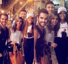 Fan pics in Brazil 3/5/15