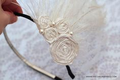 its always autumn - itsalwaysautumn - STL: DIY fascinator with Stef from Girl.Inspired