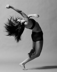 """great dancers are not great because of their technique; they are great because of their passion."" -martha graham"