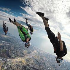 2 Degrees Too Steep taking it very steep, very fast over #CaliWali