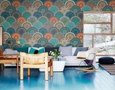How to Get This Season's Bohemian Chic Look at Home