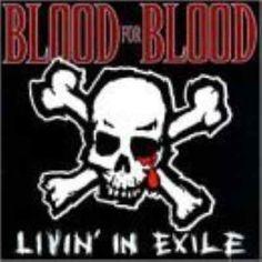 BLOOD-FOR-BLOOD-LIVIN-IN-EXILE-US-IMPORT-VINYL-LP-NEW