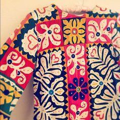 Vintage Indian textile - Justina  Blakeney