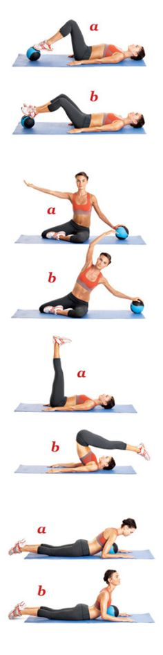 8 Pilates Exercises for a Tighter Tummy-Get in Shape with These Pilates Exercises