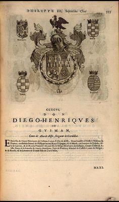 300. 1600; Diego Enriquez de Guzman, 5th Duke of Alba de Lista (+1604).