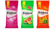 Get a 3-pack of Trident Gum for just $0.80 at Target right now!