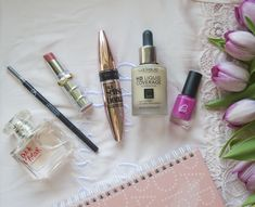 Spring Favorites - Produse favorite in ultimele 2 luni Beauty Make Up, Hair Beauty, Spring, How To Make, Lashes, Cute Hair