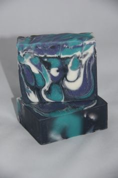 Mother's Day Father' Day  Drop Swirl Soap by SimplyCandidSoaps