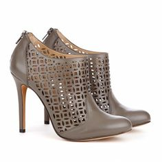 Sole Society - Laser cut booties - Zaily -