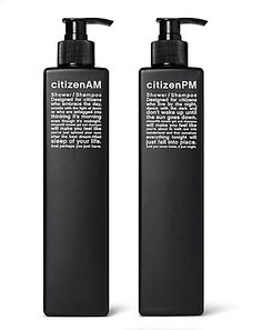 this reminds me of the coolest hotel I stayed at in Amsterdam! citizen M! this was your body wash so I took the PM home with me and it lasts forever. /ps. They built this hotel in NYC but I can't say if they have this same body wash.  That would be very generous in the U.S. / citizen