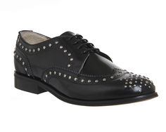 Billie Lace Up Brogues