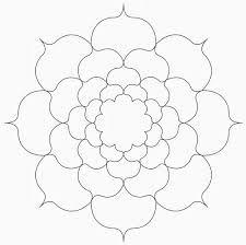 mandala template - Google Search