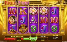 Phoenix Princess - http://www.automaty-ruleta-zdarma.com/phoenix-princess-automat-online-zdarma/