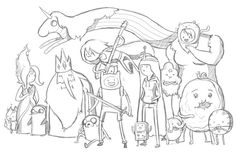 adventure time sheets - Buscar con Google