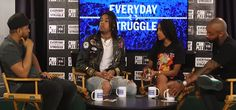 """Things got pretty heated between Vic Mensa and DJ Akademiks on the last episode of Everyday Struggle. At one point during the discussion, Mensa confronted Akademiks and accused him of making light of Chicago's murder rate and clowning Drill music. """"I wanted to slap you in your face,"""" said Mensa. """"I really felt as if …"""