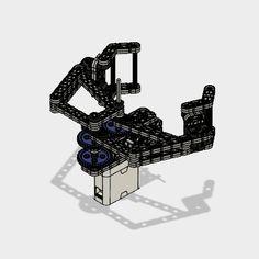 Robotic claw - Vex IQ Robotics / Garra Robótica