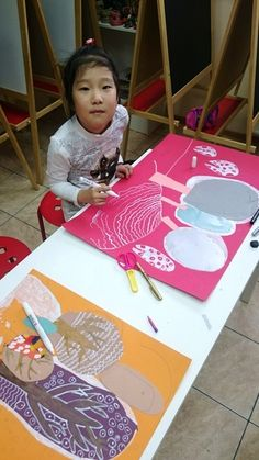 Trendy group art projects for kids easy 52 Ideas Group Art Projects, Toddler Art Projects, School Art Projects, Projects For Kids, Kindergarten Art Projects, Classroom Art Projects, Art Classroom, Kids Art Class, Art Lessons For Kids