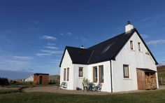 Cottage at Tir Nan Og, Dunhallin, a sumptuous holiday home for two on the Waternish Peninsula, Isle of Skye.