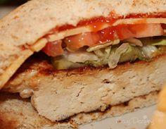 Chicken Burgers - Ko