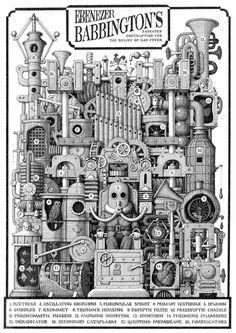 Mike Wilks   Illustrators   Central Illustration Agency