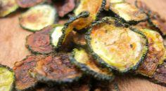 Recipe: Awesome Paleo Zucchini Chips