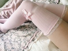 Pink Lingerie, Kawaii Girl, Dress Me Up, Thigh Highs, Cool Girl, Outfit Of The Day, White Shorts, Girly, Socks