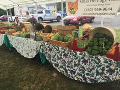 Geneva Farmer's Market local grown/produced. Products include but are not limited to Apples, Pears, Berries, Vegetables, Sweet Corn, Pumpkins, Maple Syrup, Homemade Pies, Goat Cheese, and Honey.  Open June-October Saturdays, 10am-2pm 187 Depot St., Geneva, Ohio 44041   (440) 261-5112