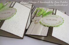 Lenas Kartengalerie: Hochzeit