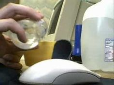 How to make fog juice for a fog machine