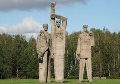 Salaspils Memorial & Rigaer Ghetto Museum