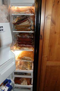 The Thorntons Nest!: Gluten Free Freezer Meals