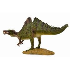 A sister species to the Baryonyx and suchomimus.  Each prehistoric figure in the CollectA collection has been approved by archeologist Anthony Beeson, a well-respected expert in paleoimagery. All CollectA models are individually hand crafted to the highest standards and made with the finest and safest phthalate-free, lead-free materials. Create a natural world in miniature with high quality toy replicas from CollectA. Our mission is to educate collectors and to provide the greatest…