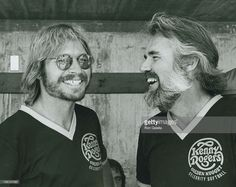 John Denver and Kenny Rogers 1977