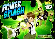Ben 10 Power Splash | Hi Games - juegos Online
