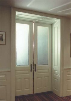 Pocket door with glass ideas for the house pinterest pocket pocket doors pocket doors with etched glass and wall panels planetlyrics Gallery