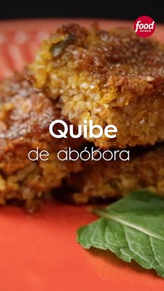 Para um dia sem carnes, que tal essa receita de quibe de abóbora? Veggie Recipes, Vegetarian Recipes, Cooking Recipes, Healthy Recipes, Oven Recipes, Bread Recipes, Good Food, Yummy Food, Vegan Foods